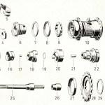 Rebuilding A Sachs Torpedo Freilauf Coaster Brake Hub