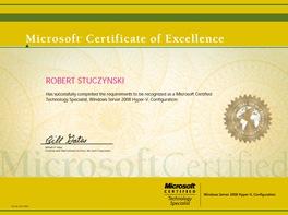 MCTS_Hyper_V_Windows_Server_2008_Robert_Stuczynski_Noise_blog_1