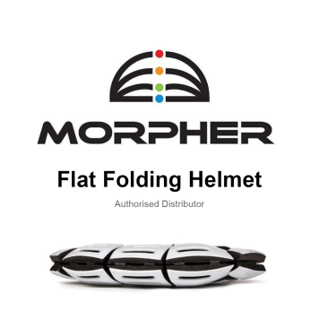 Morpher Flat Folding Helmets
