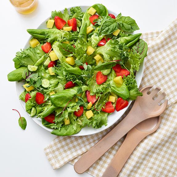 80 Acres Farms SPRING break Berry Salad