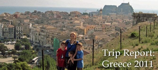 Trip Report:  Greece 2011