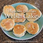 Welsh cakes poster copy
