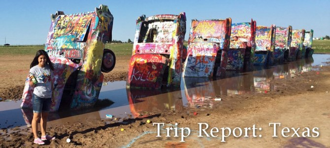 Field Agent Trip Report: Texas 2014