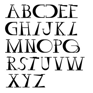 Type Design: Pasolini