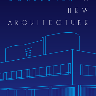 """""""Towards a New Architecture"""" Cover for """"Recovering the Classics"""""""