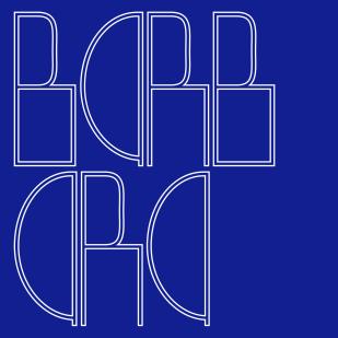 Type Design: Barbara
