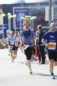 HAJ Hannover Marathon 2018 - Am Aegi