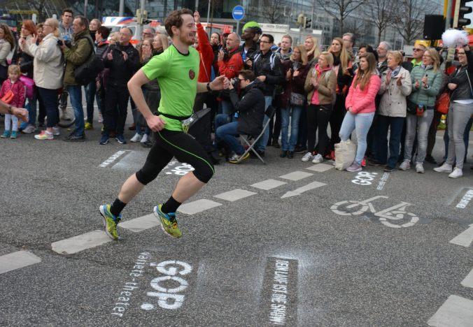 HAJ Marathon Hannover 2016 - Am Aegi