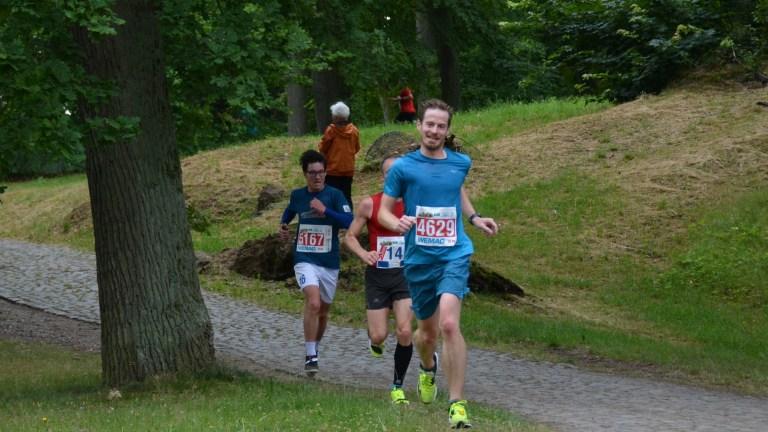 Ein verpennter Start und unser erster Lauf als gesamte Familie – 5-Seen-Lauf 2019