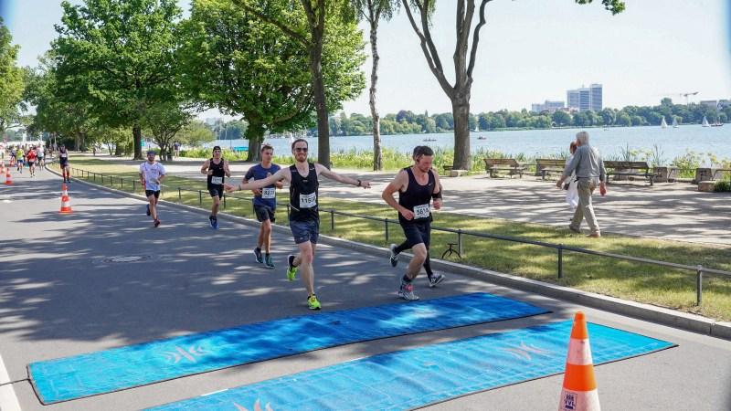 Ein Lauf am Rande des Erträglichen – 25. Hella Hamburg Halbmarathon