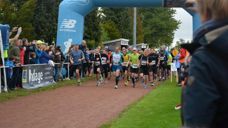 Mein erster Lauf als Marathonbotschafter – Benther-Berg-Lauf 2019