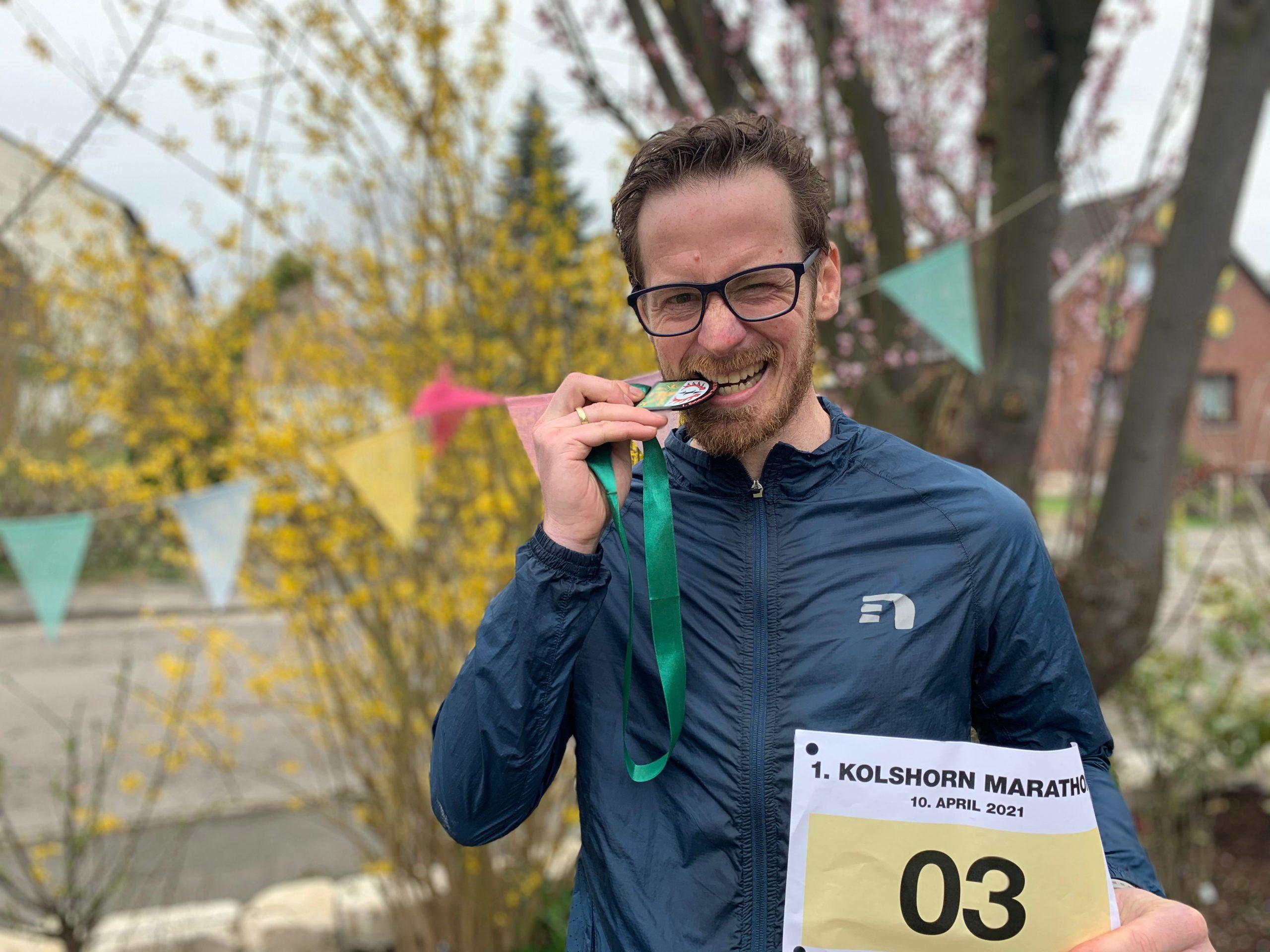 1. Kolshorner Trail Marathon