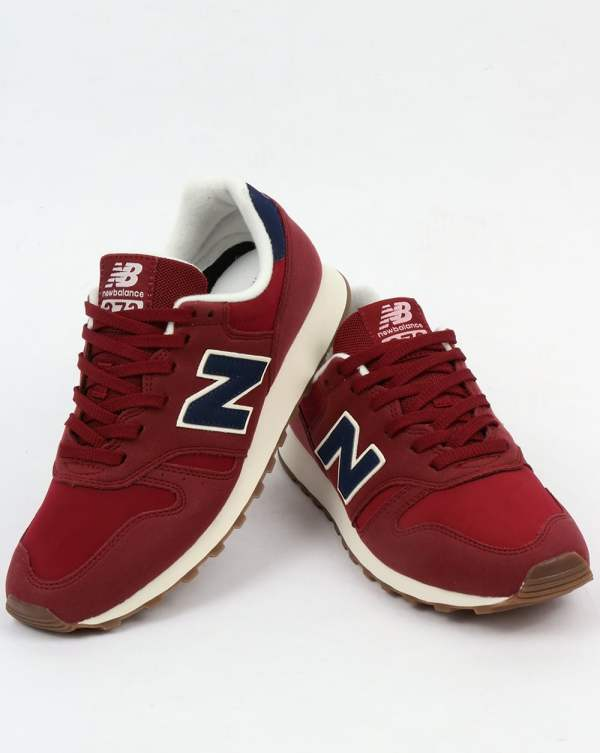 New Balance 373 Trainers Red/blue,shoes,running,70s