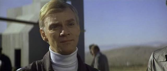 Blue Thunder Malcolm McDowell 80sgeek