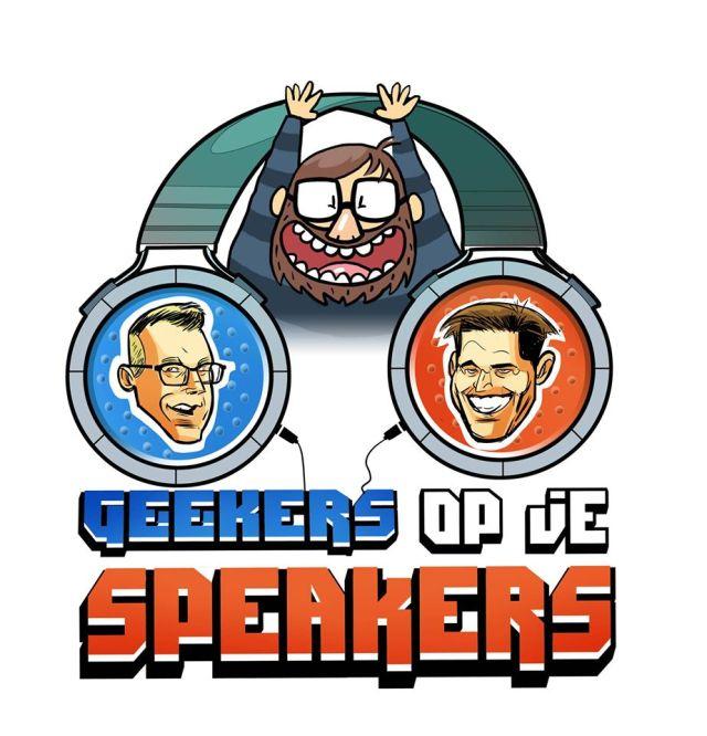Geekers Op Je Speakers