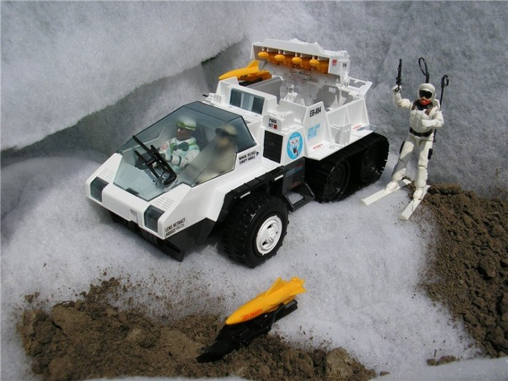 Snowcat G.I.Joe Ronald Hof
