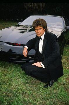 Hasselhoff Knight Rider