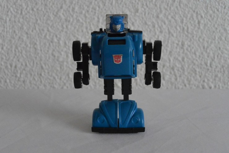 Transformers Blue