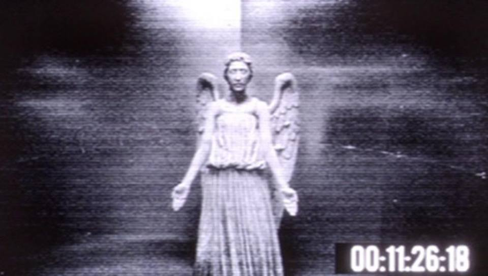 Weeping Angels doctor Who