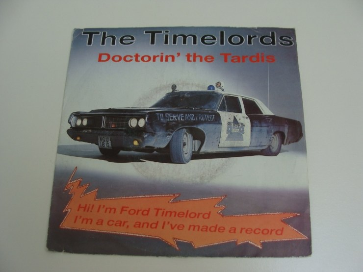 The Timelords Haul Doctor Who