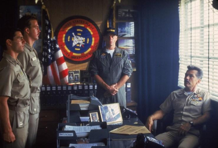 Top Gun Cruise Goose Ironside Skerrit