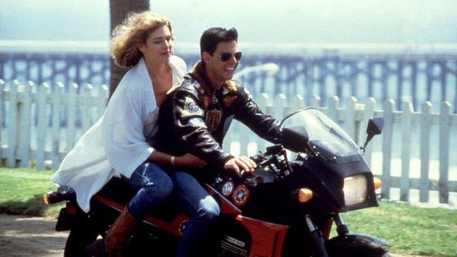 Top Gun Charlie Cruise motorcycle