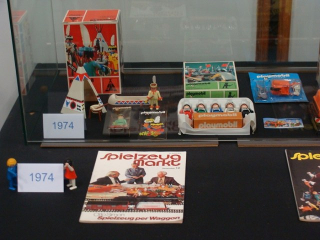 Playmobil History 1974