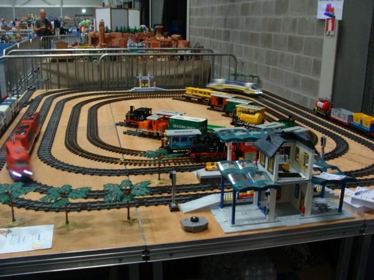 Trein Stephane Lecompte Playmobil