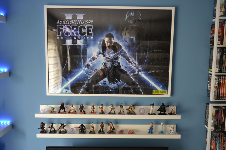 Davy Segers Star Wars The Force Unleashed
