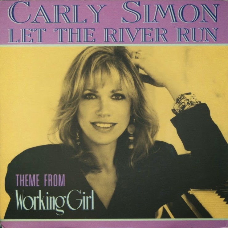 Carly Simon Let The River Run