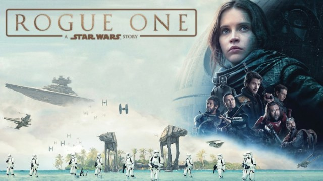 Star Wars Rogue One poster review