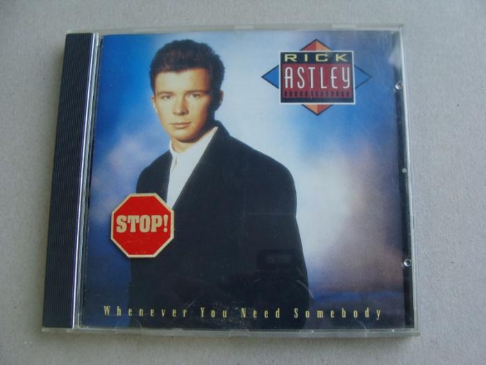 Rick Astley December 80s