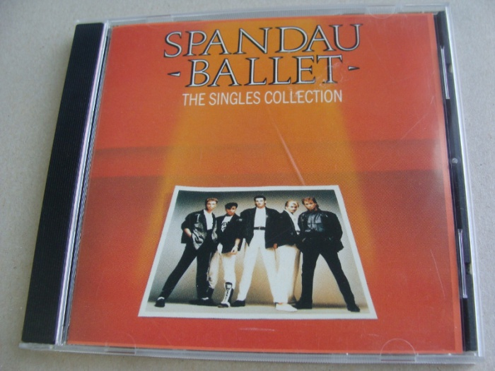 Spandau Ballet The Singles Collection