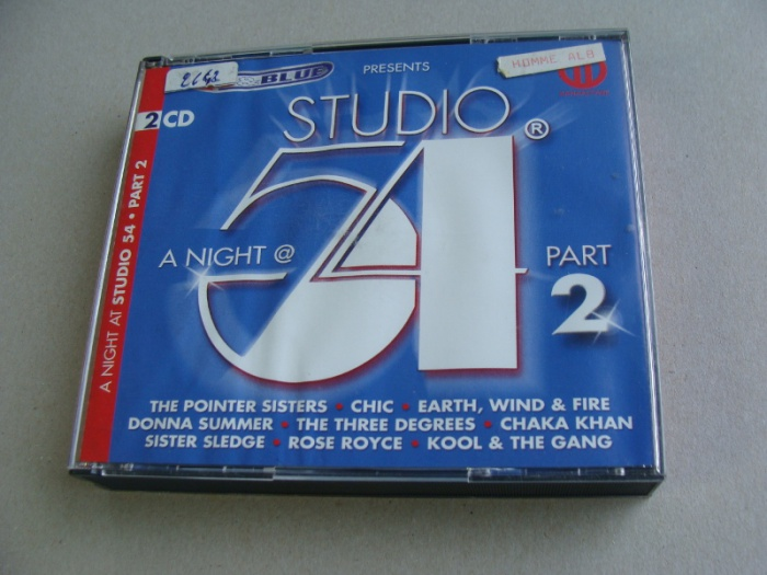 Studio 54 december