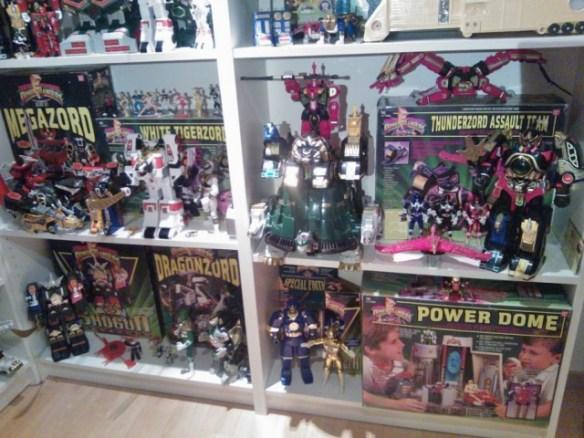 Power Rangers pornshelf