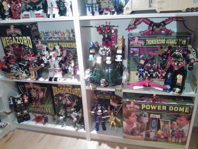 Power Rangers pornshelf