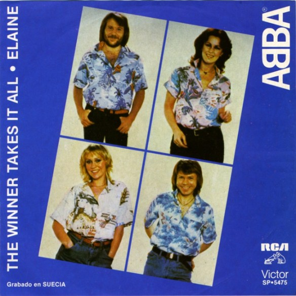 The Winner Takes It All Abba