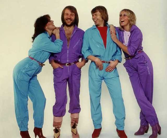Abba Flashy colours