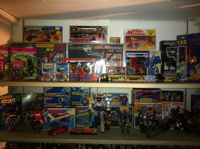 Transformers Vintage Tijbout
