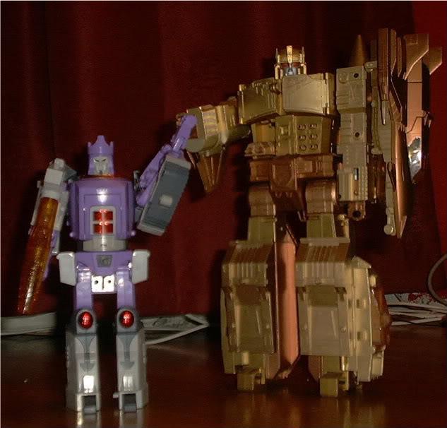 Gouden Wisselbeker BOTS Transformers