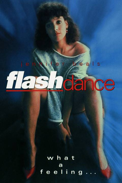 Flashdance Poster 1983