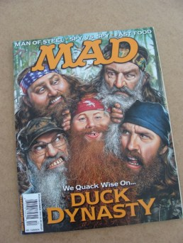 Mad Magazine Colour New