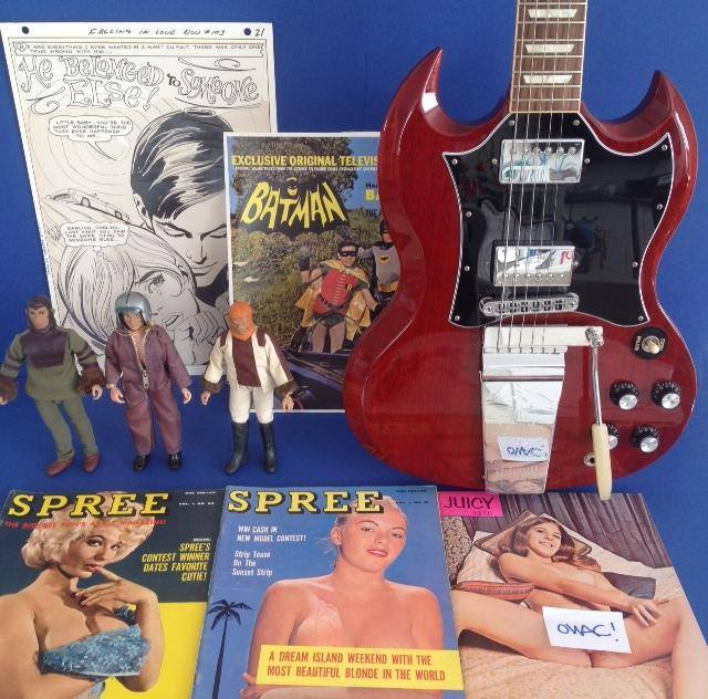 Guitar Ow Ac Planet Of The Apes