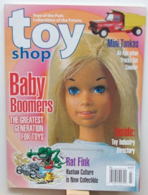 Toy Shop Magazine