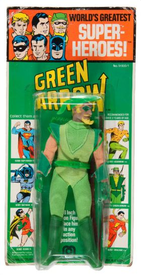 Mego Green Arrow