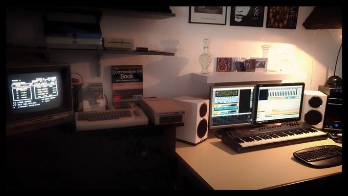 Commodore 64 Amicom Records