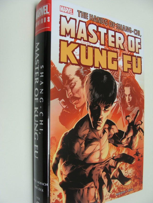 The Hands Of Shang-Chi Master Of Kung Fu