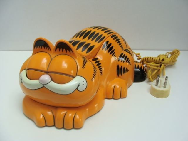 Garfield TYCO phone