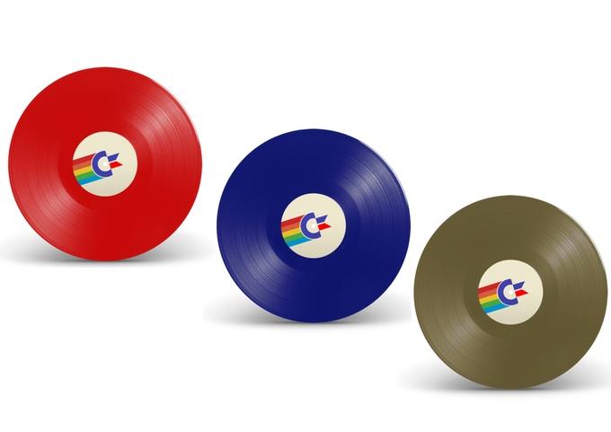 Amicom records Commodore