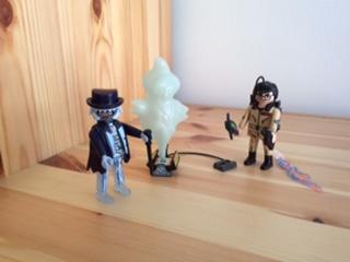 Playmobil Ghostbusters Egon Spengler